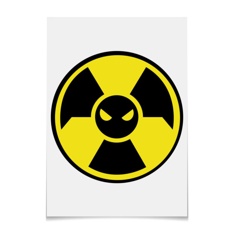 Фото - Printio Наклейки-свободная форма Radiation printio наклейки свободная форма единорог