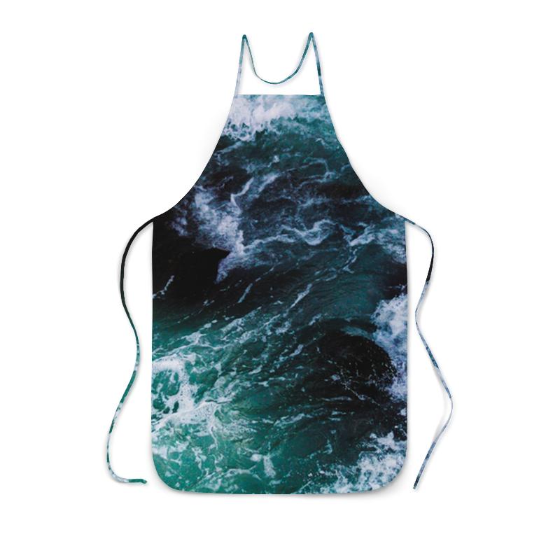 Фото - Printio Фартук с полной запечаткой Бескрайнее море printio фартук с полной запечаткой сердце любви