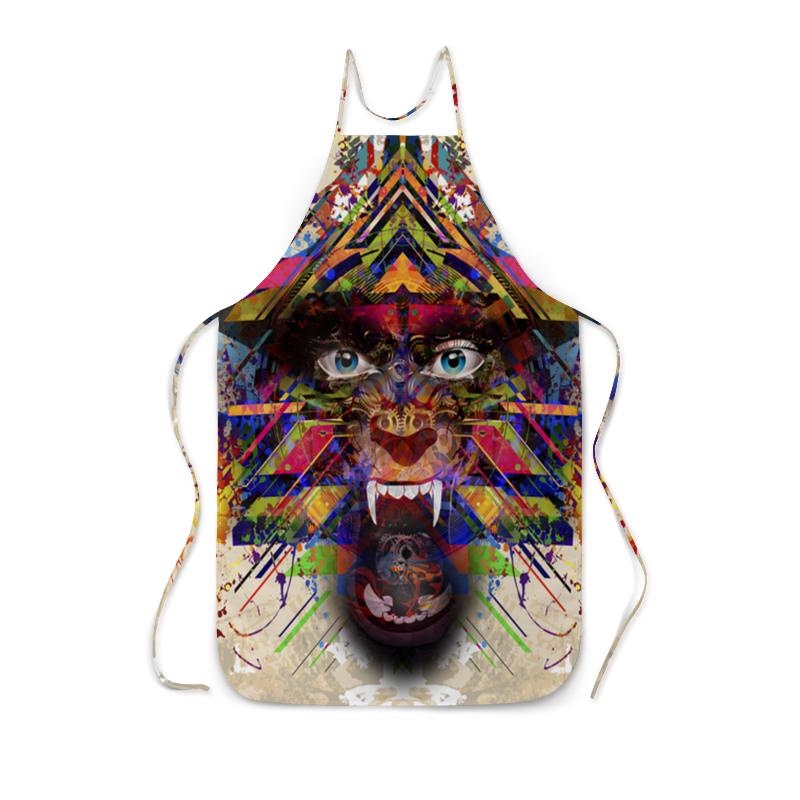 Printio Фартук с полной запечаткой Кошка printio сумка с полной запечаткой кошка