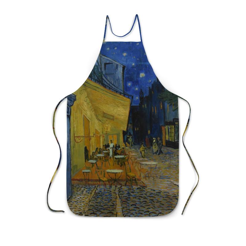 Printio Фартук с полной запечаткой Ночная терраса кафе (винсент ван гог)