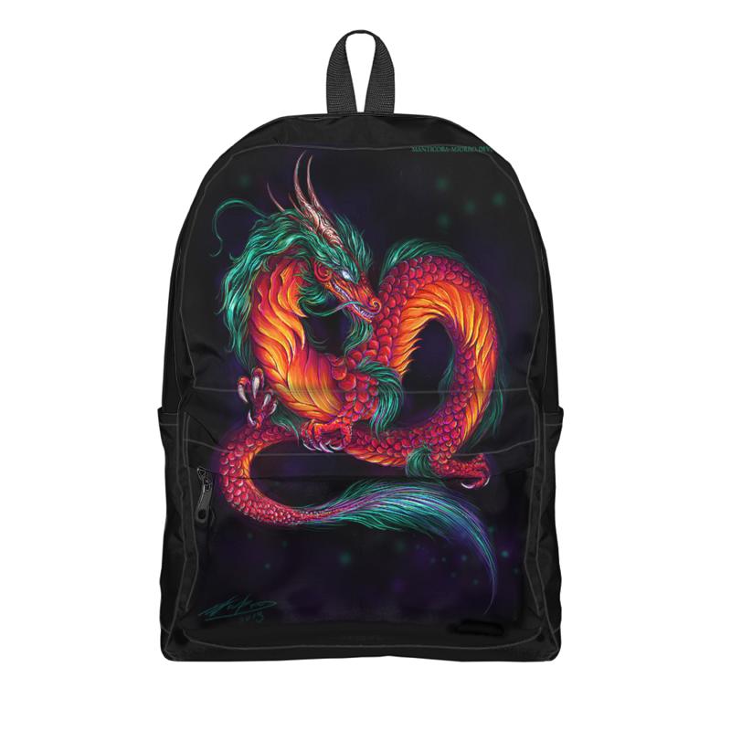 Фото - Printio Рюкзак 3D Драконы фэнтези printio рюкзак 3d бирюзовый