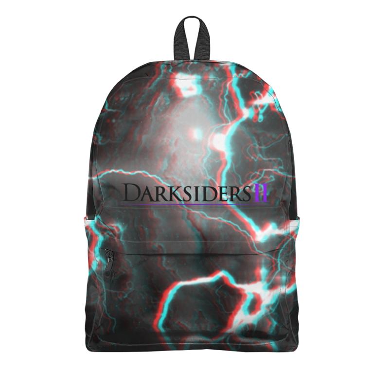 Фото - Printio Рюкзак 3D Darksiders 2 printio рюкзак 3d кошачий рок 2