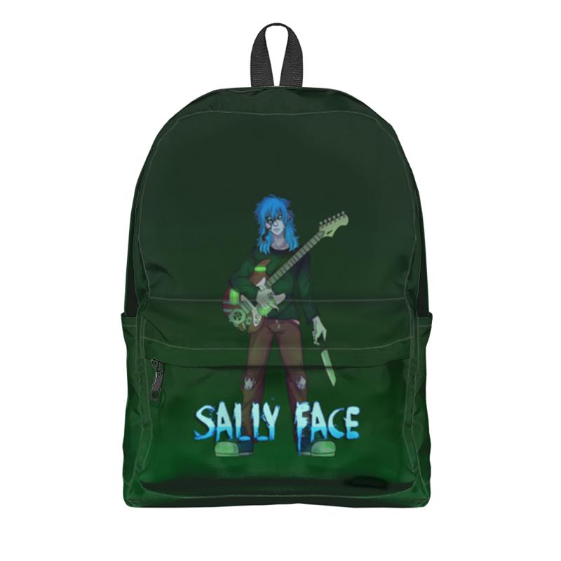 Printio Рюкзак 3D Sally face (салли фейс)