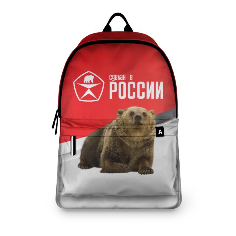 Printio Рюкзак 3D Сделан в россии
