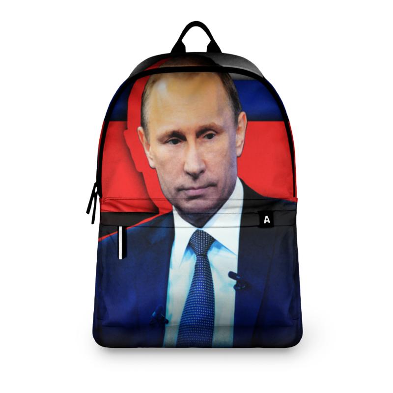 Фото - Printio Рюкзак 3D Путин printio рюкзак 3d bikerpig