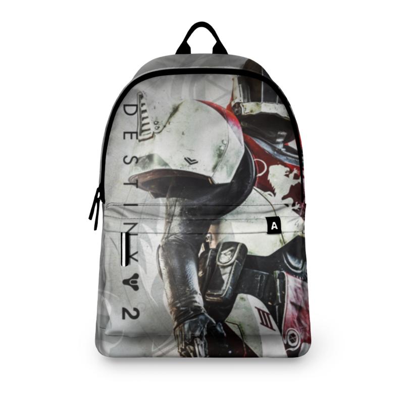 Фото - Printio Рюкзак 3D Destiny 2, titan printio рюкзак 3d кошачий рок 2