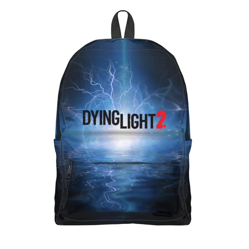 Фото - Printio Рюкзак 3D Dying light 2 printio рюкзак 3d кошачий рок 2