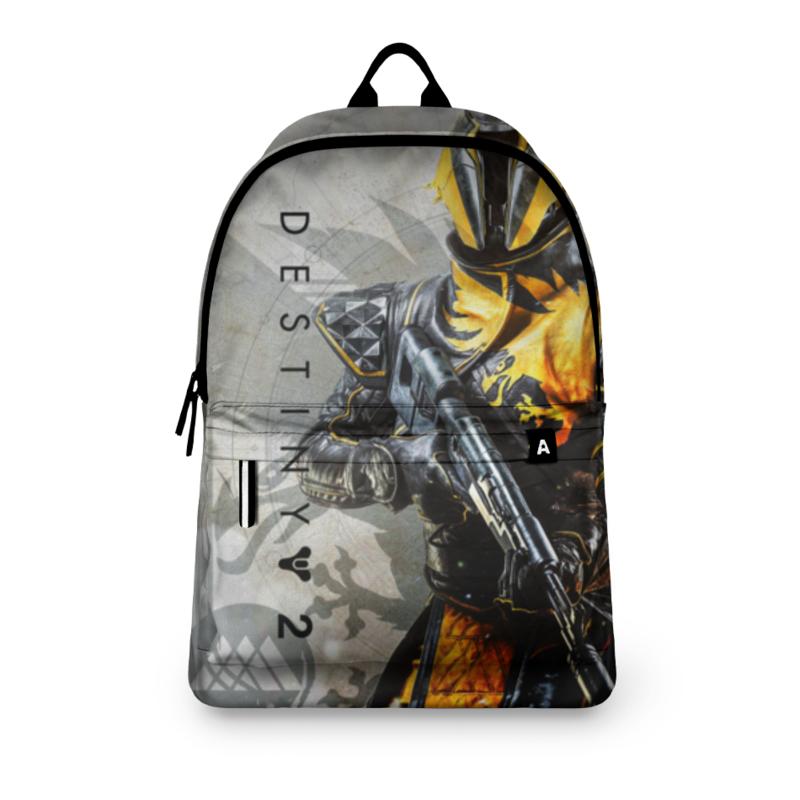 Фото - Printio Рюкзак 3D Destiny 2, warlock printio рюкзак 3d кошачий рок 2