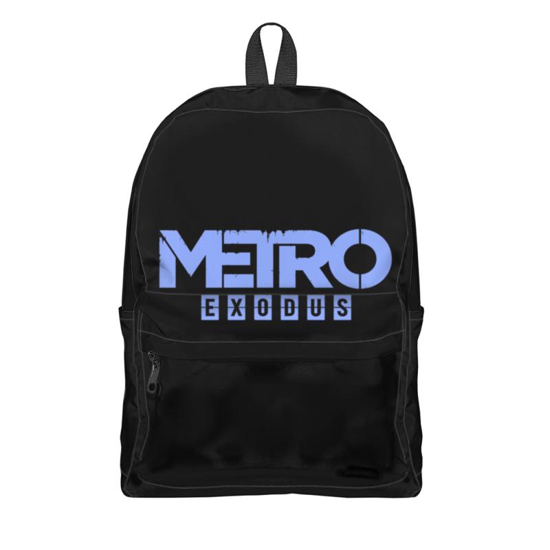 Printio Рюкзак 3D Metro