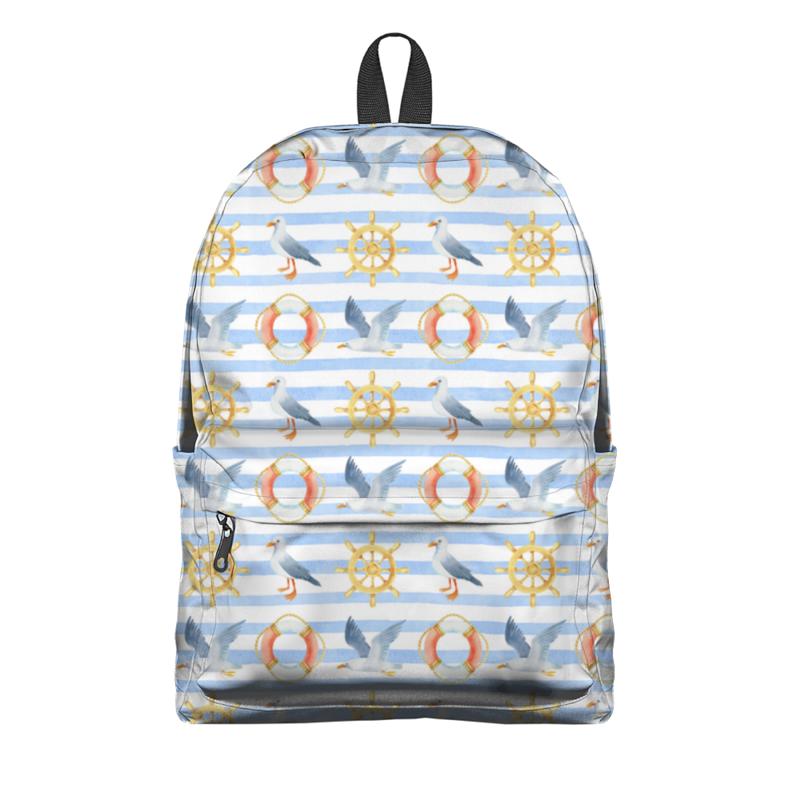 Printio Рюкзак 3D Морской рюкзак printio рюкзак 3d легендарная рюкзак flow