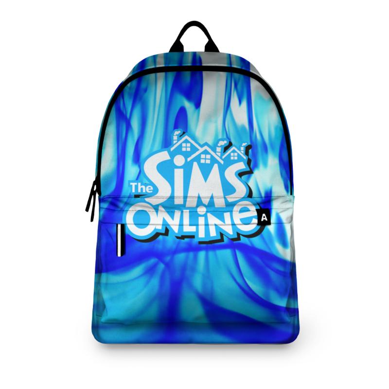 Printio Рюкзак 3D Sims online
