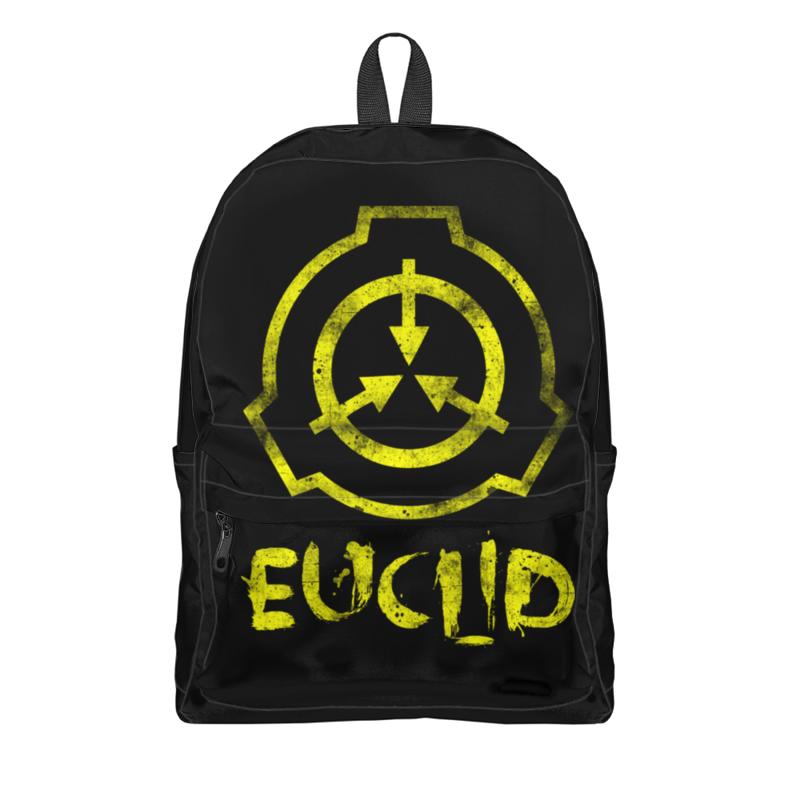 Printio Рюкзак 3D Scp, euclid printio плакат a3 29 7×42 scp euclid