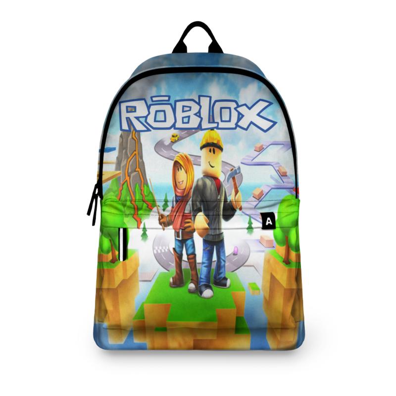 printio 3d кружка roblox Printio Рюкзак 3D Roblox