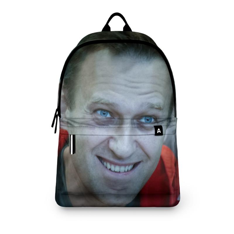 Фото - Printio Рюкзак 3D Навальный printio рюкзак 3d bikerpig