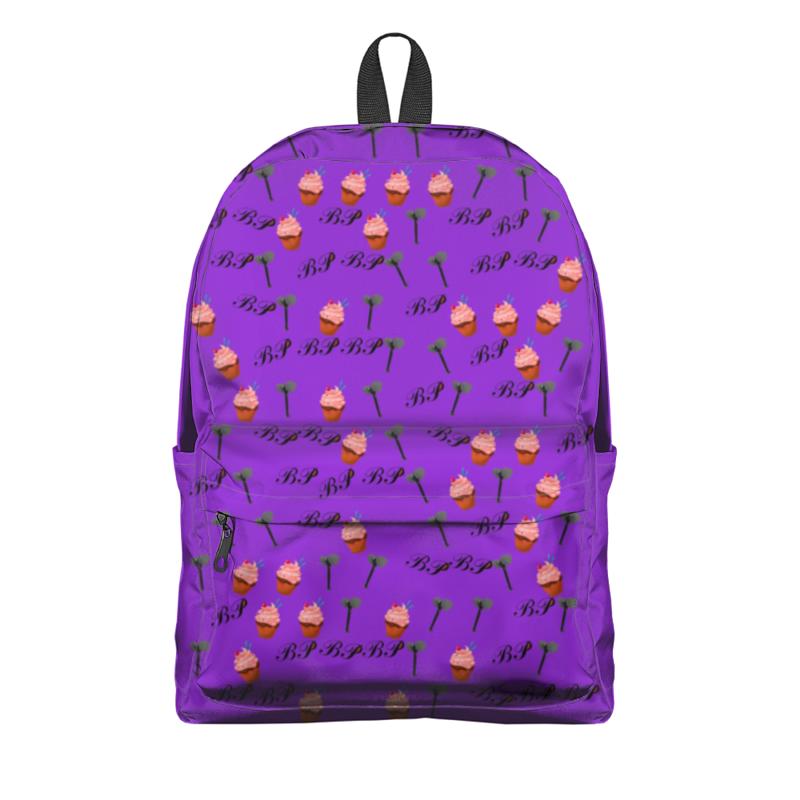 Фото - Printio Рюкзак 3D Blackpink лайтстик (вишневое пирожное) printio рюкзак 3d blackpink лайтстик бабочка