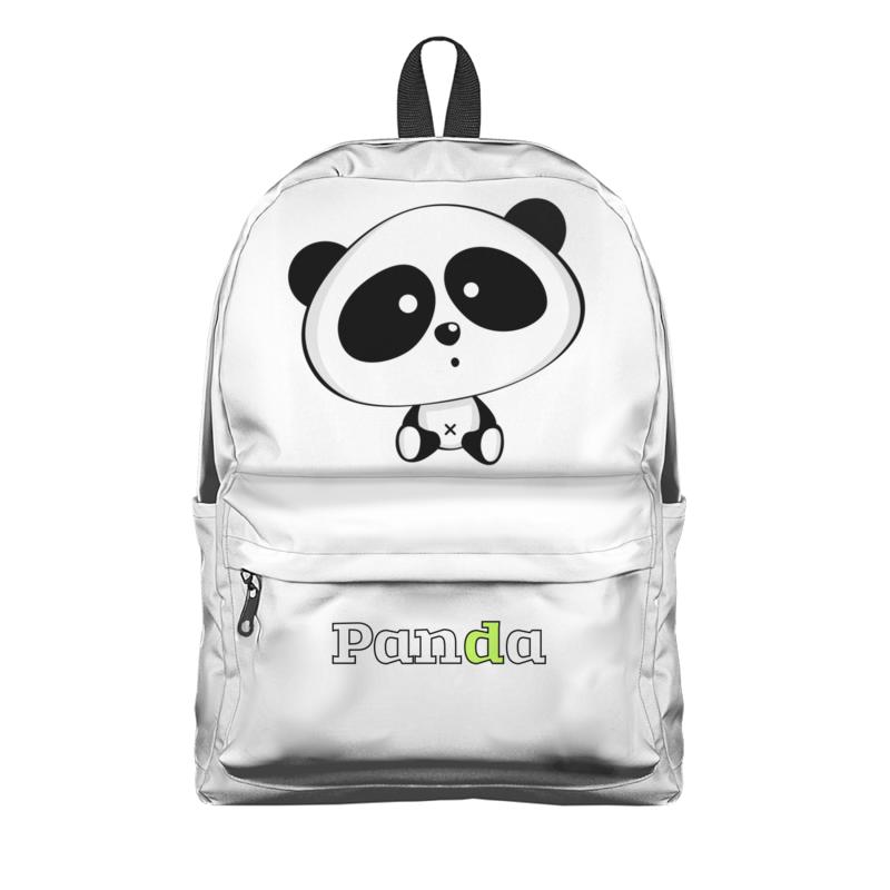 Фото - Printio Рюкзак 3D Panda printio рюкзак 3d день победы