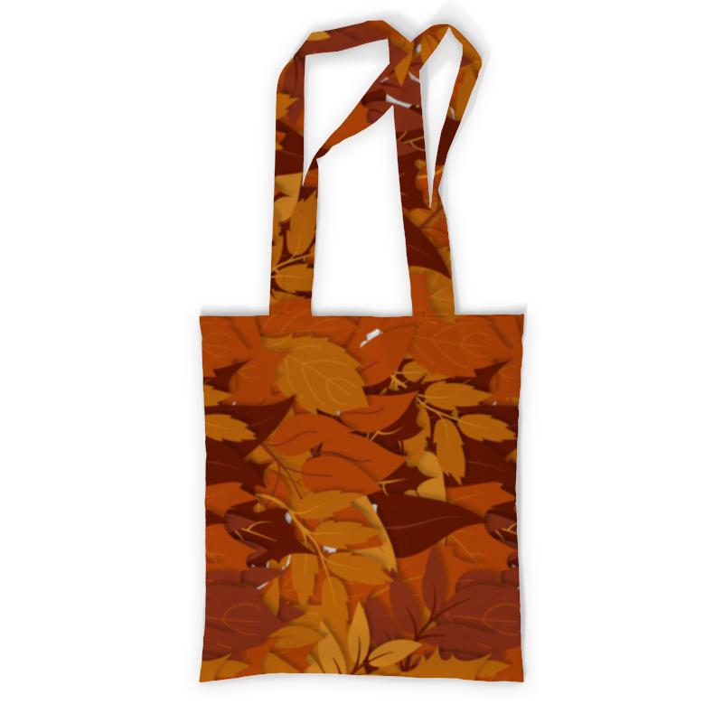 Printio Сумка с полной запечаткой Осенняя printio сумка с абстрактным рисунком