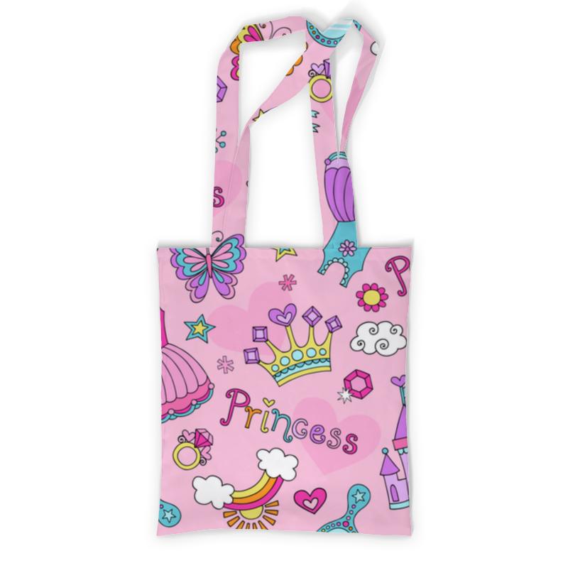 Printio Сумка с полной запечаткой Принцесса printio сумка с абстрактным рисунком