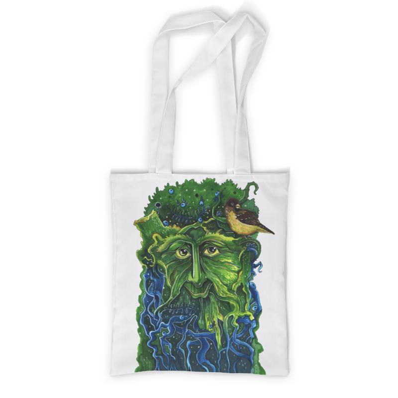 Printio Сумка с полной запечаткой Зеленый человек printio сумка с полной запечаткой зеленый человек