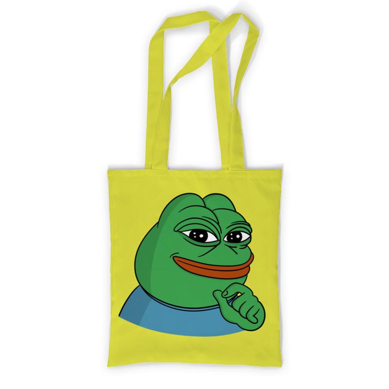 Фото - Printio Сумка с полной запечаткой Pepe the frog printio сумка pepe the frog whant some love