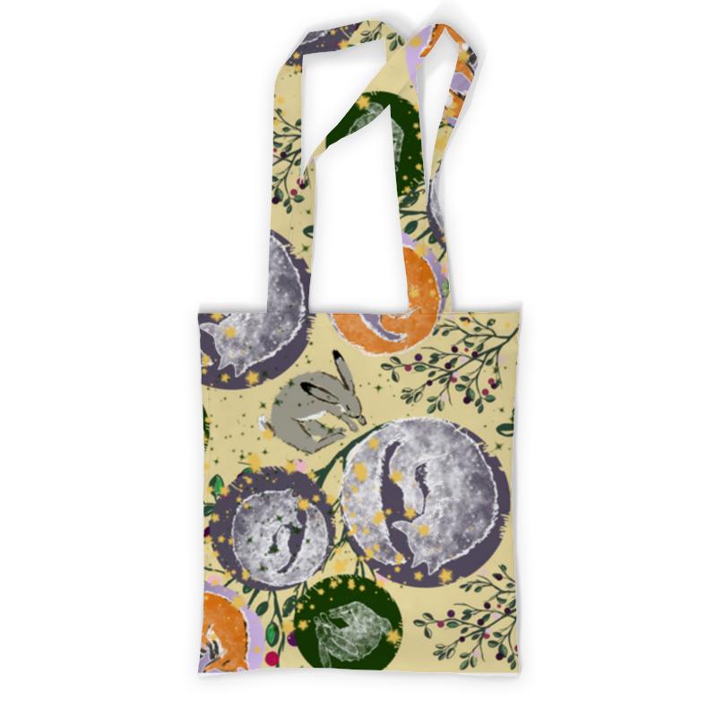 Printio Сумка с полной запечаткой Forest dreams pattern printio рюкзак мешок с полной запечаткой forest dreams pattern