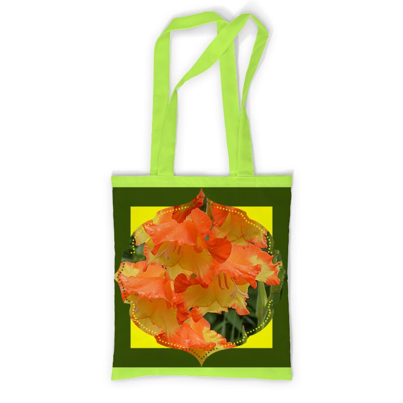 Printio Сумка с полной запечаткой Запах лета. printio сумка с абстрактным рисунком