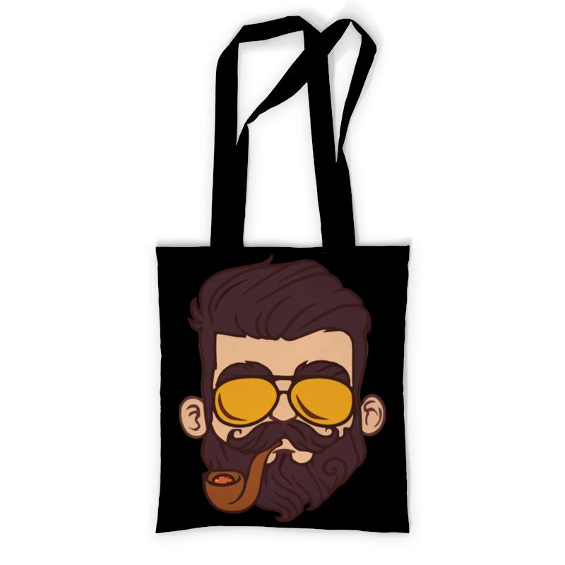 Printio Сумка с полной запечаткой Бородист / borodist printio сумка с абстрактным рисунком