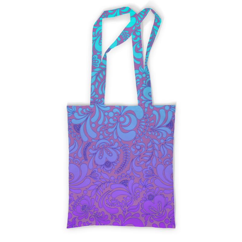 Printio Сумка с полной запечаткой Мираж printio сумка с абстрактным рисунком