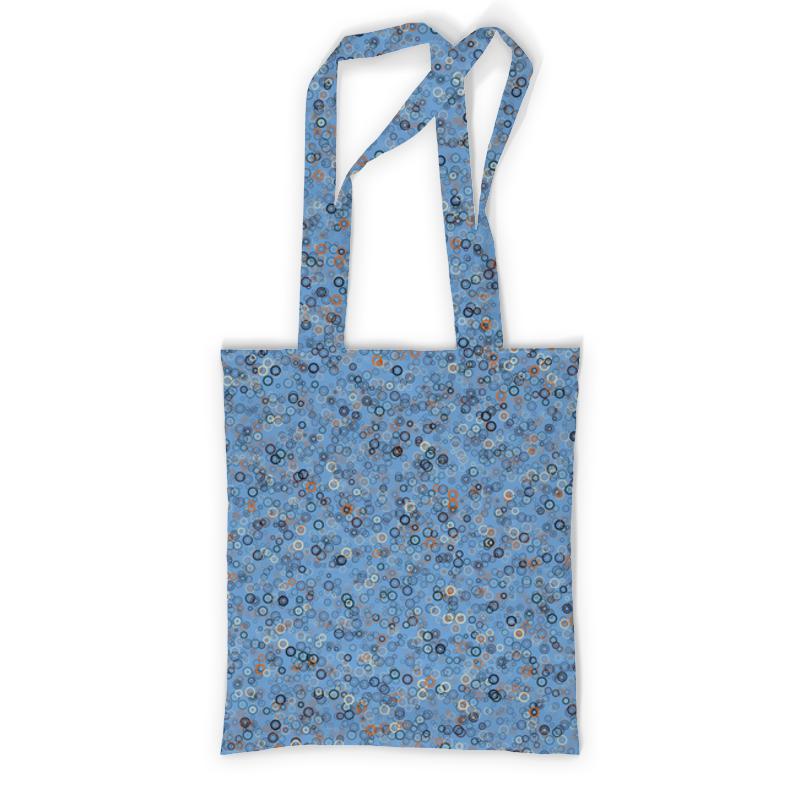 Printio Сумка с полной запечаткой Круги printio сумка с абстрактным рисунком