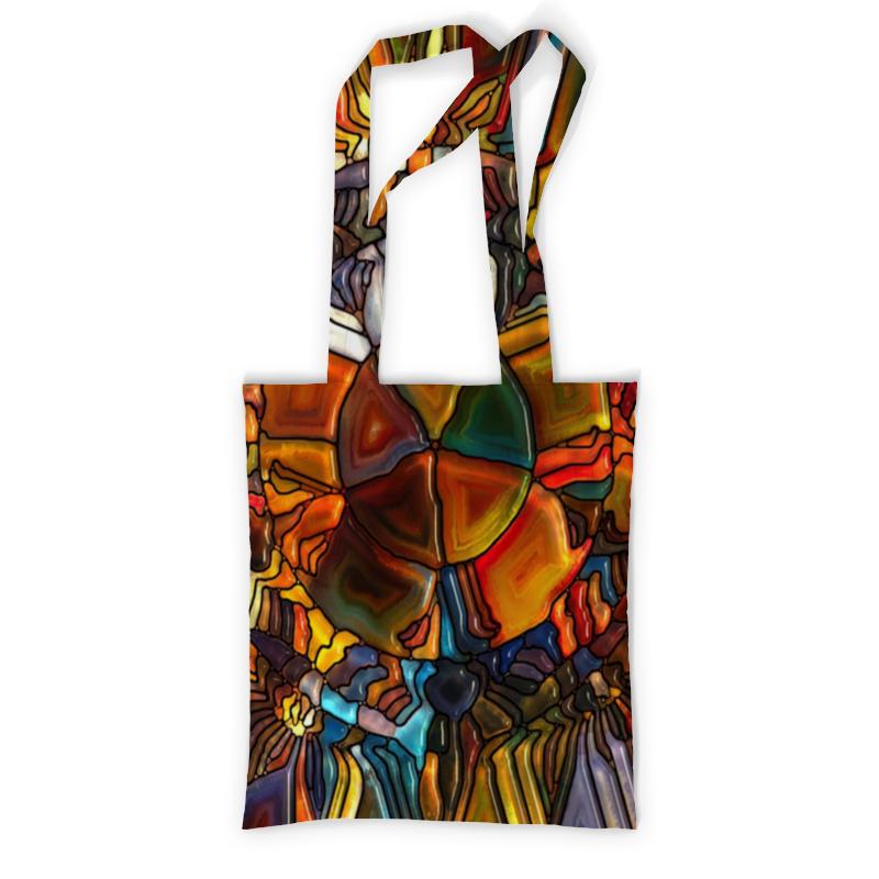 Printio Сумка с полной запечаткой Орнамент printio сумка с абстрактным рисунком