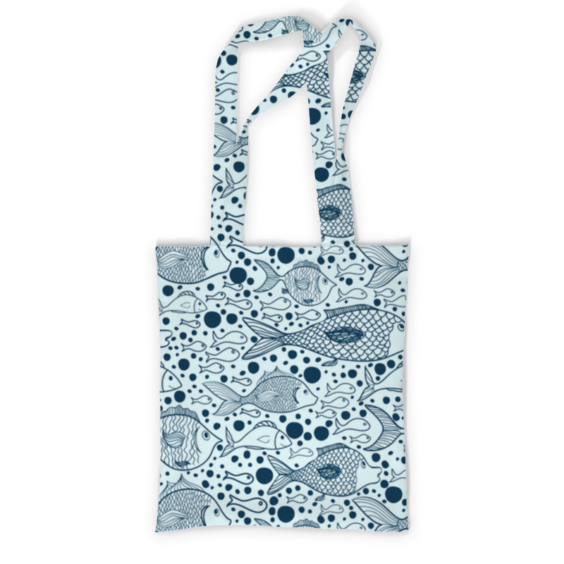 Printio Сумка с полной запечаткой Морская printio сумка с абстрактным рисунком