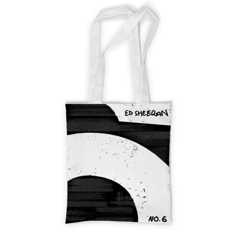 Printio Сумка с полной запечаткой Ed sheeran no 6 printio сумка с абстрактным рисунком
