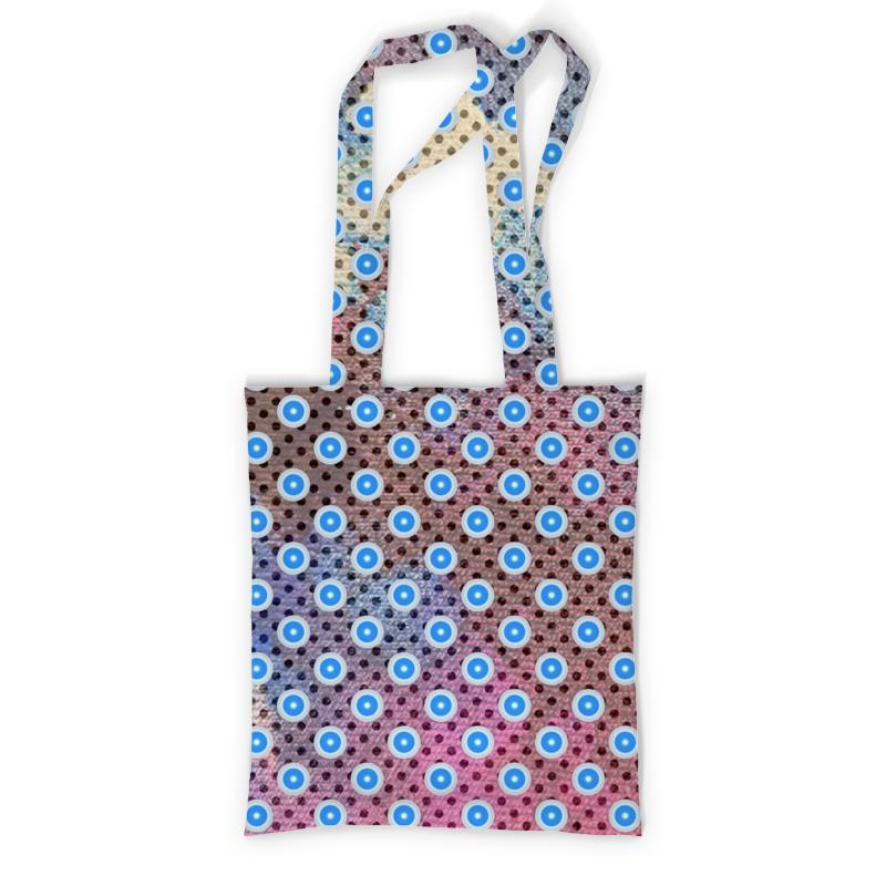 Printio Сумка с полной запечаткой Диско. printio сумка с абстрактным рисунком