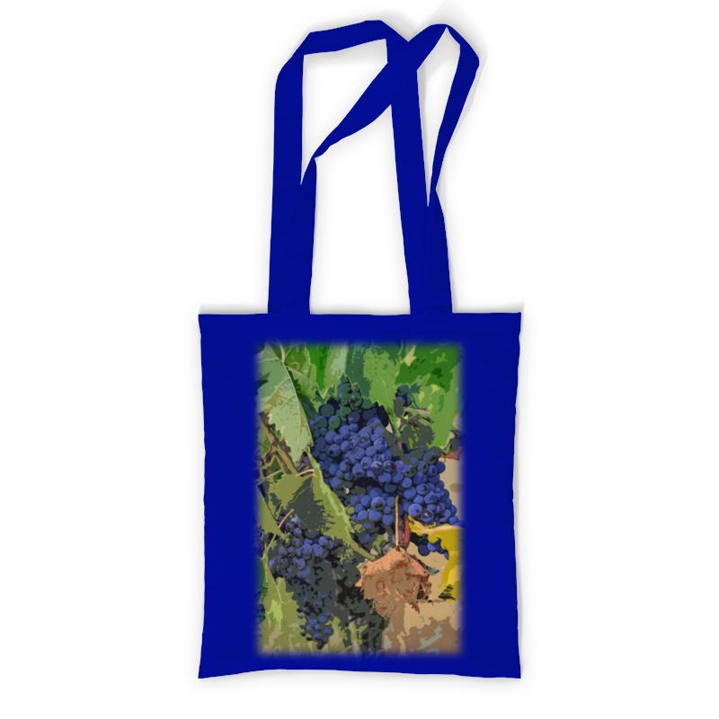Printio Сумка с полной запечаткой Виноград printio сумка с абстрактным рисунком