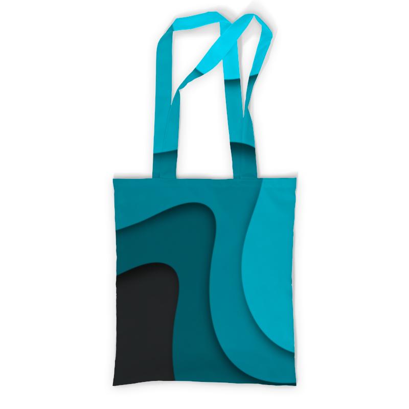 Printio Сумка с полной запечаткой Волнистый printio сумка с абстрактным рисунком