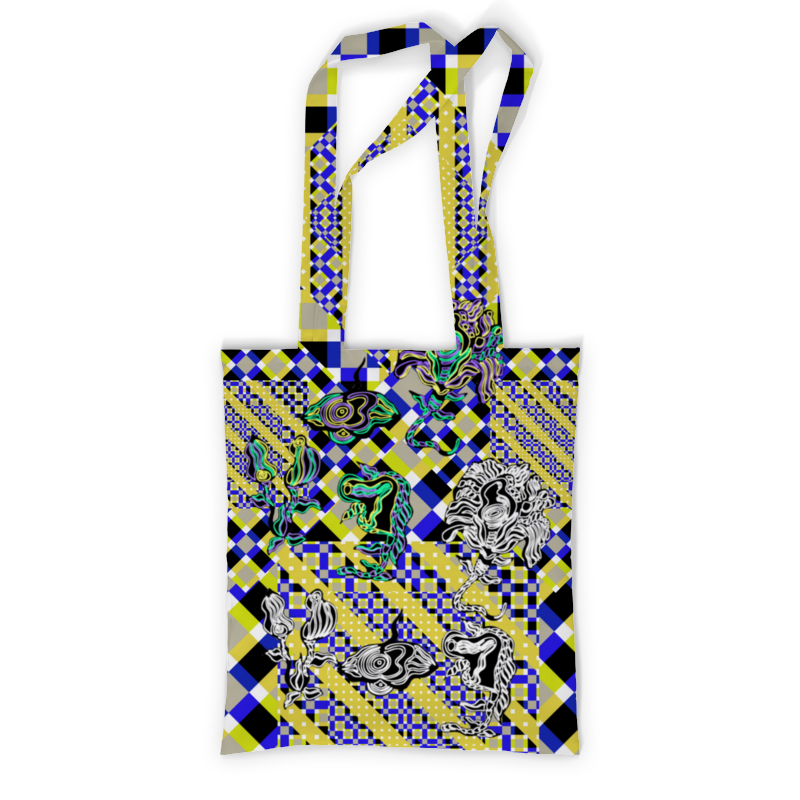 Printio Сумка с полной запечаткой Авторский стиль printio сумка с абстрактным рисунком