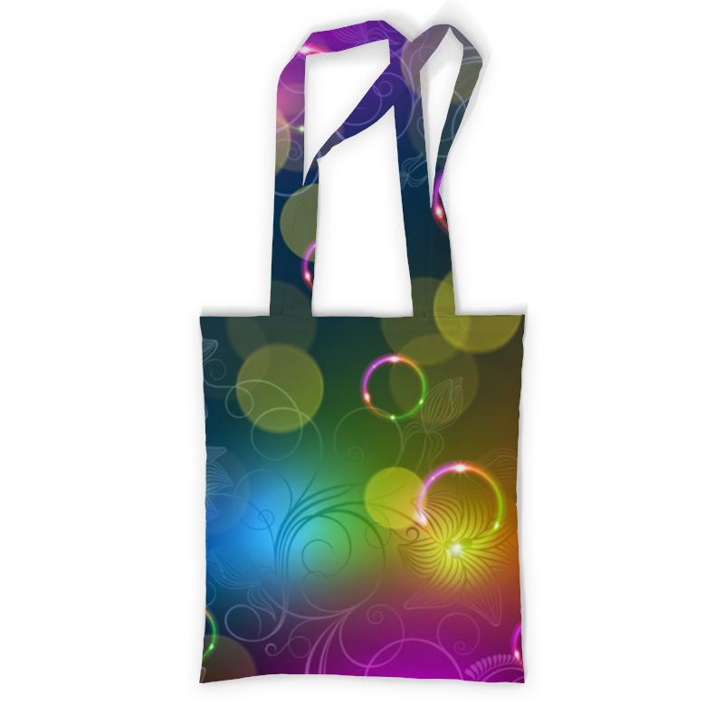 Printio Сумка с полной запечаткой Калейдоскоп printio сумка с абстрактным рисунком