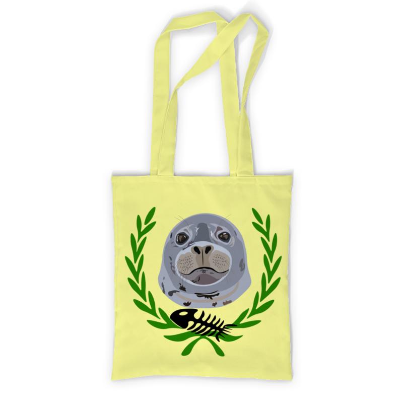 Printio Сумка с полной запечаткой Тюлень printio сумка с абстрактным рисунком