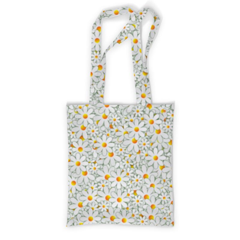 Printio Сумка с полной запечаткой Ромашковое поле printio сумка с абстрактным рисунком