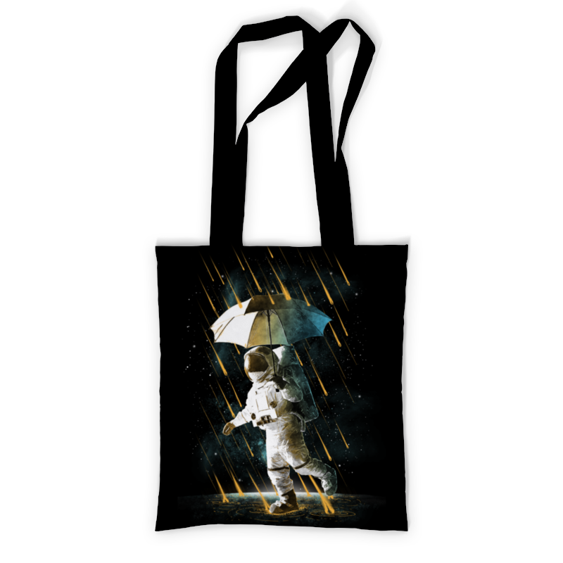 Printio Сумка с полной запечаткой Метеоритный дождь printio сумка с абстрактным рисунком