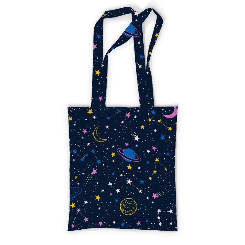 Printio Сумка с полной запечаткой Космос printio сумка с абстрактным рисунком