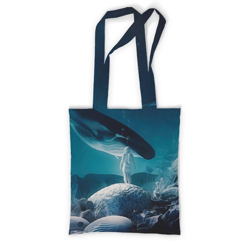 Printio Сумка с полной запечаткой Океан printio сумка с абстрактным рисунком