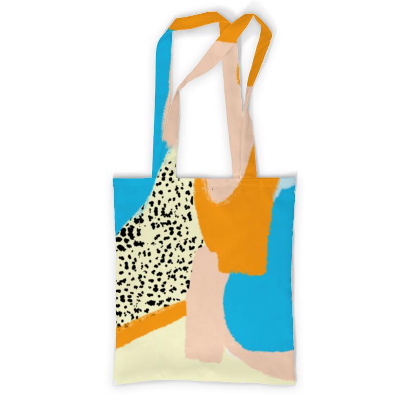 Printio Сумка с полной запечаткой Абстрактный коллаж printio сумка с абстрактным рисунком