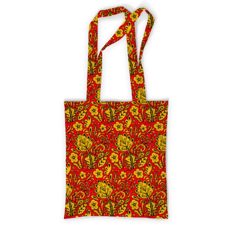Printio Сумка с полной запечаткой Хохлома printio сумка с абстрактным рисунком