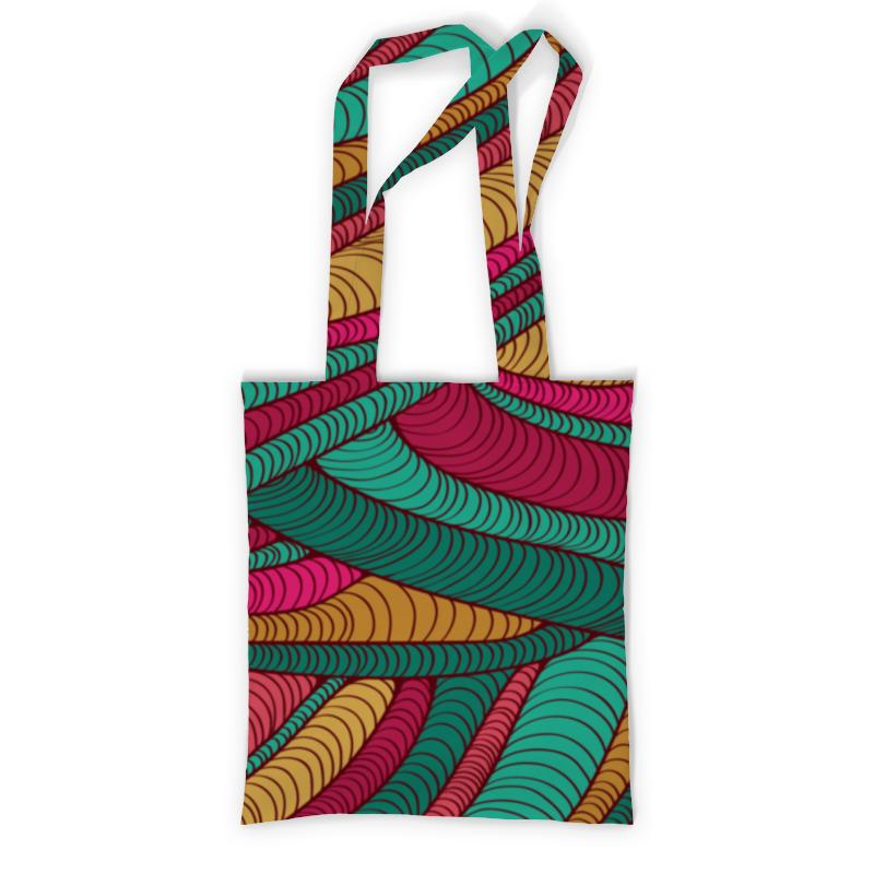 Printio Сумка с полной запечаткой Джунгли printio сумка с абстрактным рисунком