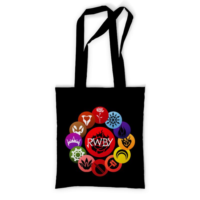 Printio Сумка с полной запечаткой Rwby printio сумка с абстрактным рисунком