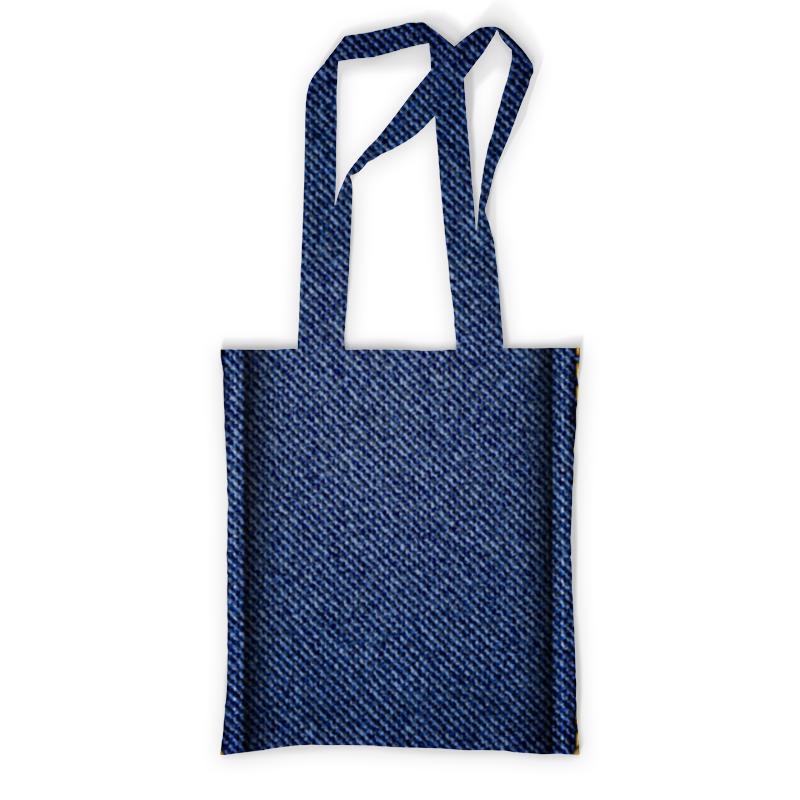 Printio Сумка с полной запечаткой Джинсовая printio сумка с абстрактным рисунком