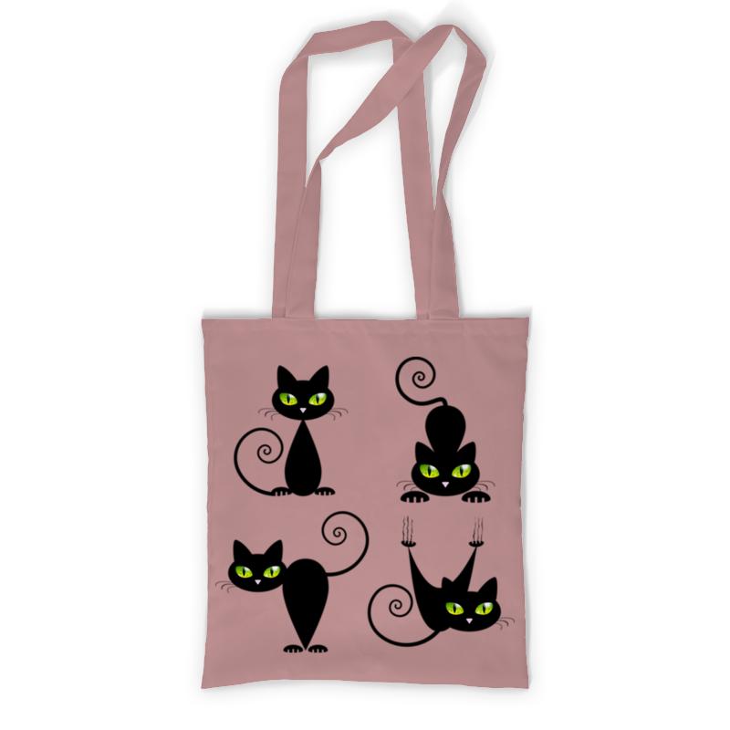 Printio Сумка с полной запечаткой Кошки 7 printio сумка с абстрактным рисунком