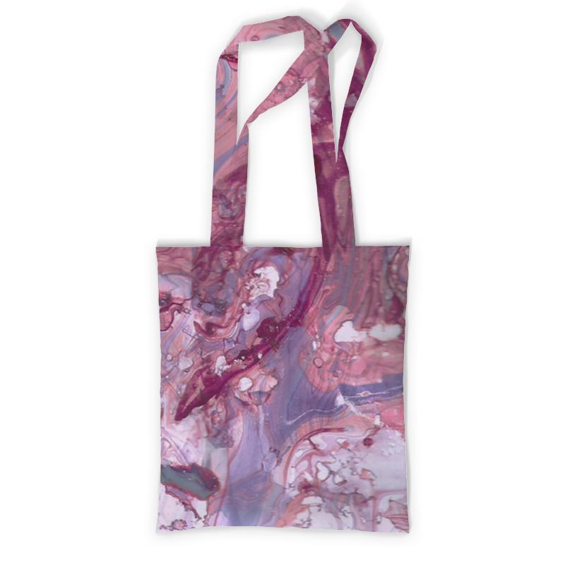 Printio Сумка с полной запечаткой Яркая абстракция printio сумка с абстрактным рисунком