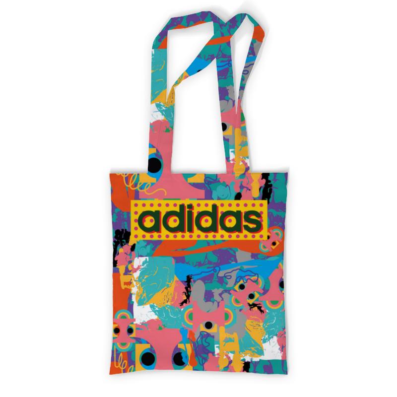 Printio Сумка с полной запечаткой Адидаs printio сумка с абстрактным рисунком